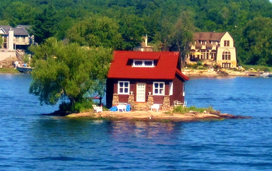 for cottages kayaking the islands like what in day trip a thousand rent looks