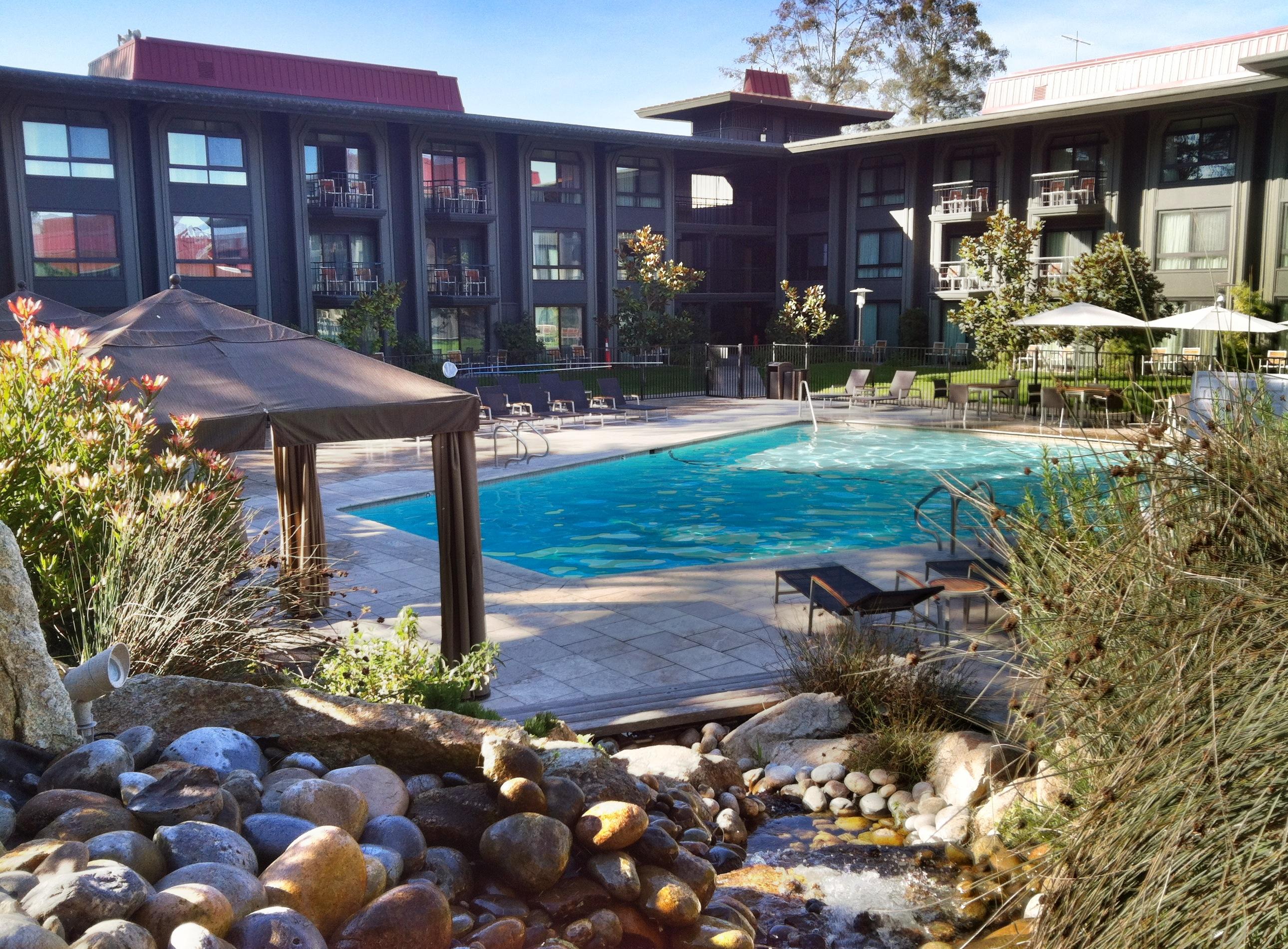 Hotel California Hyatt Regency Monterey Luxury Travel Blog Reviews