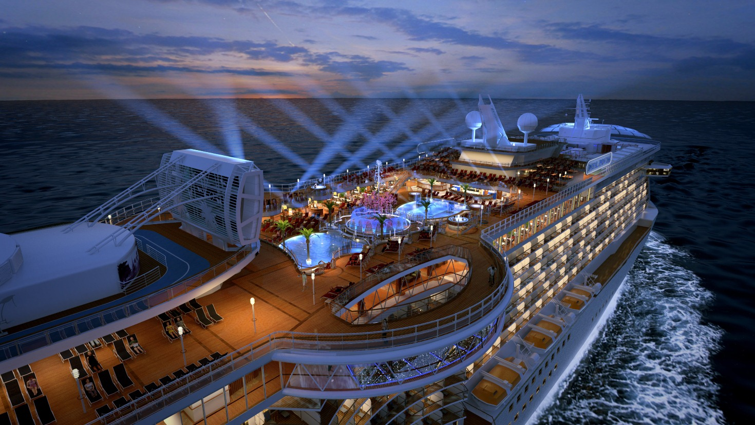 Princess Cruises Offers Unprecedented Cruise Deals & Air